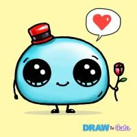 draw so cute mochi
