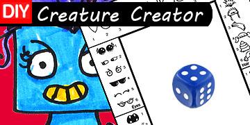 creature creator diy craft and game