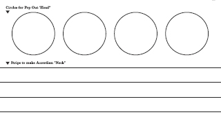 Jack in the Box Toy coloring page  Free Printable