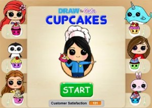 free cupcakes game