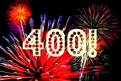 Celebrate+400
