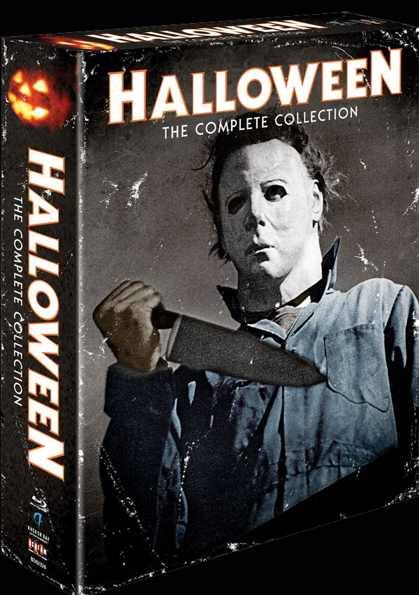 Halloween The Complete Collection Blu-ray Box Set