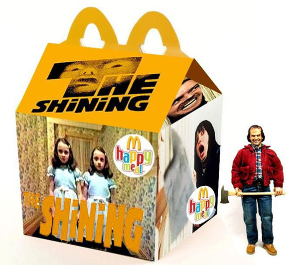 Horrific Happy Meals