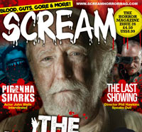 UK's Scream Magazine Issue #26