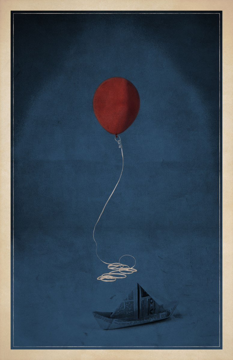 Minimalist Horror Movie Posters