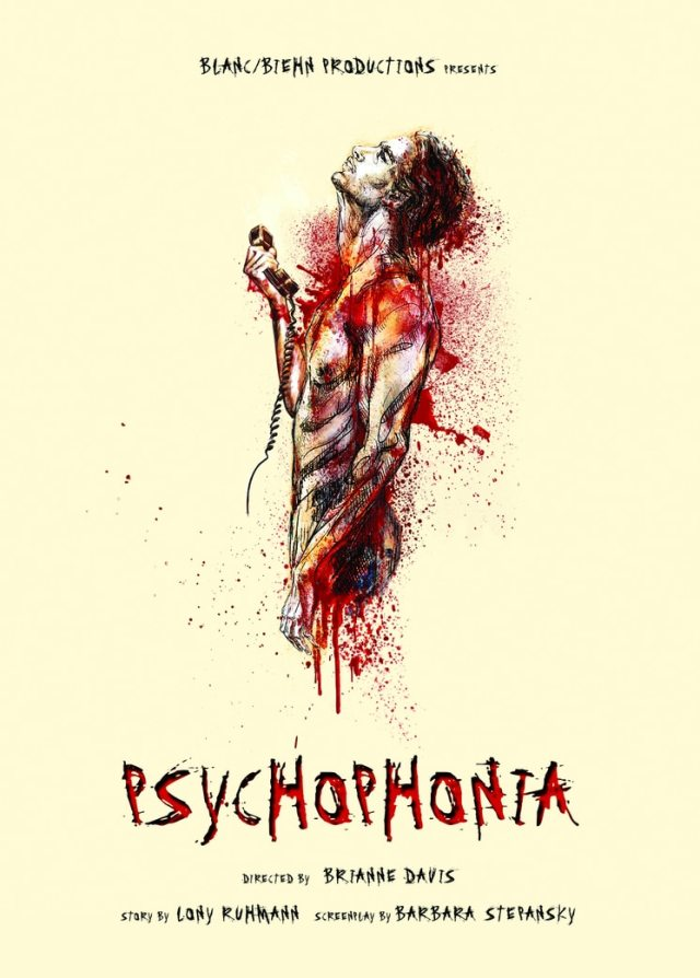 psychophonia - Exclusive Early Look at the Psychophonia Trailer
