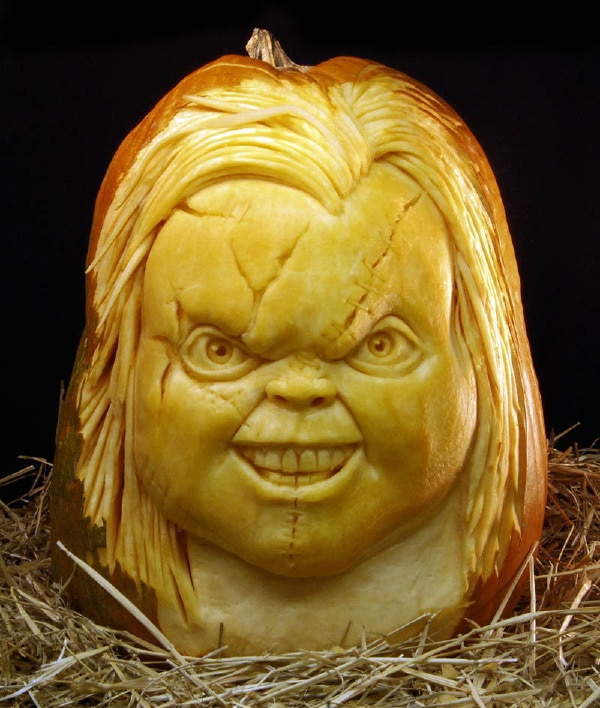 Incredible halloween pumpkins carve out scares dread