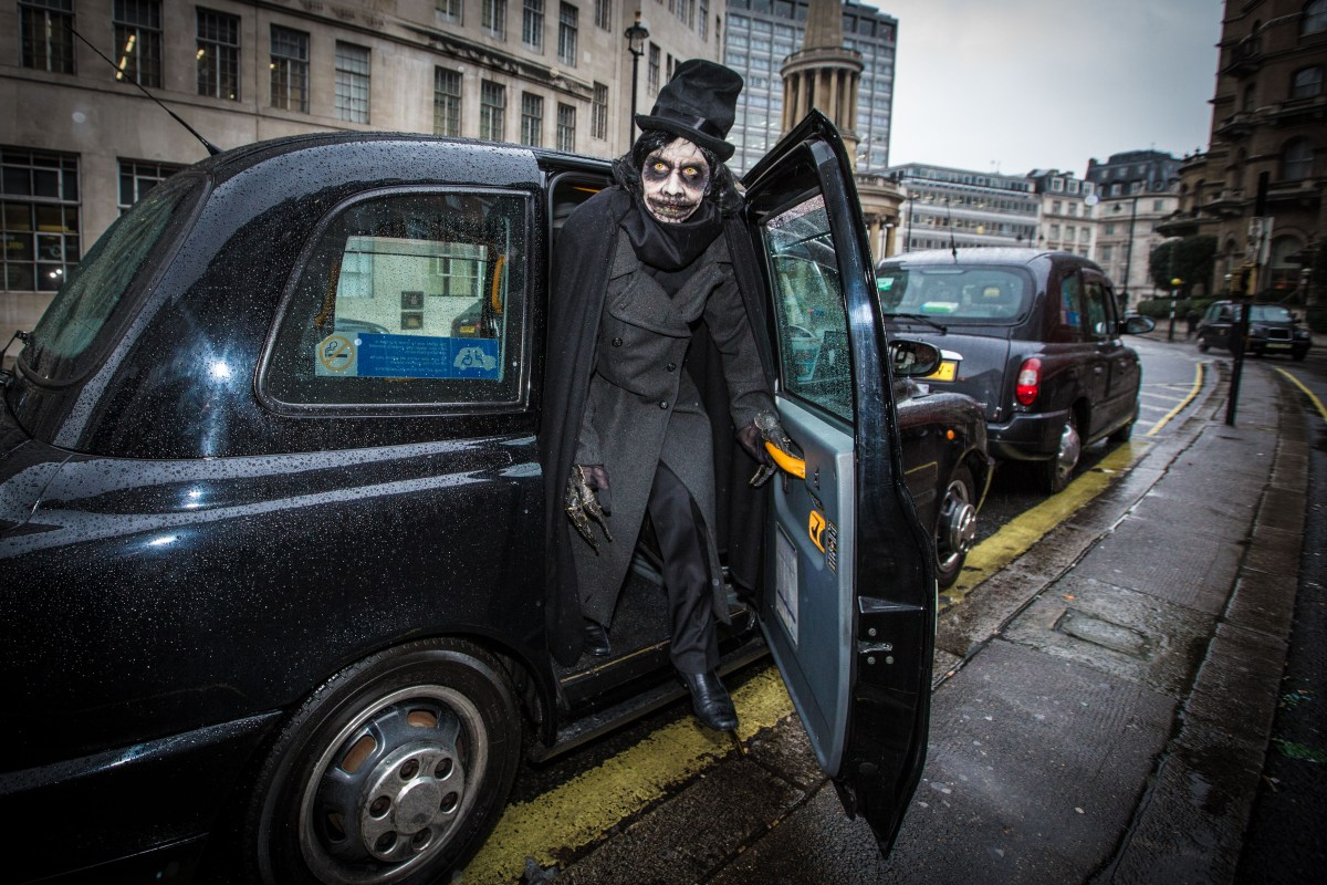 The Babadook in London