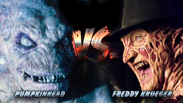 Freddy VS Pumpkinhead