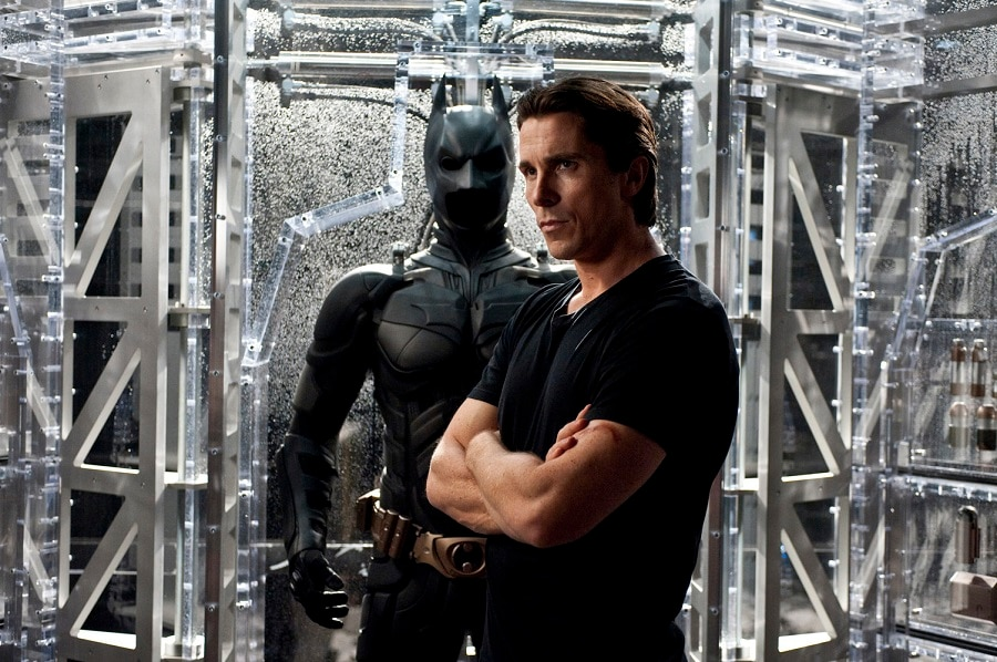 CHRISTIAN BALE as Bruce Wayne in Warner Bros. PicturesÕ and Legendary PicturesÕ action thriller ÒTHE DARK KNIGHT RISES,Ó a Warner Bros. Pictures release. TM and © DC Comics