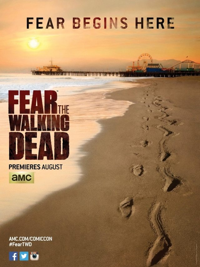 News AMC , Fear The Walking Dead , Horror TV , The Walking Dead