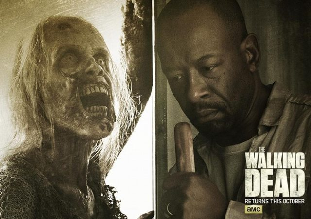 Walking Dead Morgan