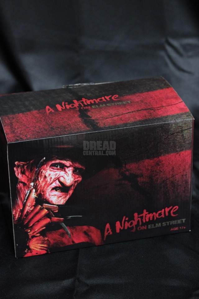 A Nightmare On Elm Street Box of Dread August 2015 Seventh Box