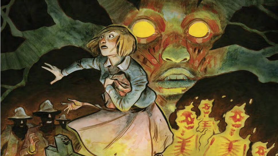 Harrow County panel (1)