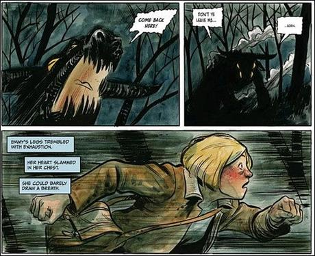 Harrow County panel 2