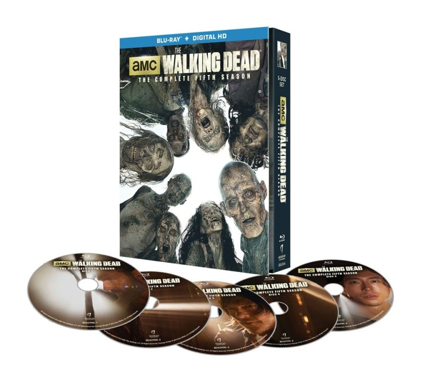 The Walking Dead Season 5 Limited Edition