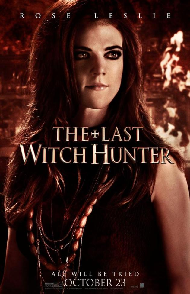 last witch hunter poster 1 - New The Last Witch Hunter TV Spots and Sizzle Reel Cast a Spell