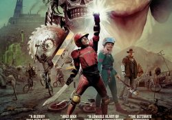 Turbo Kid Poster Artwork