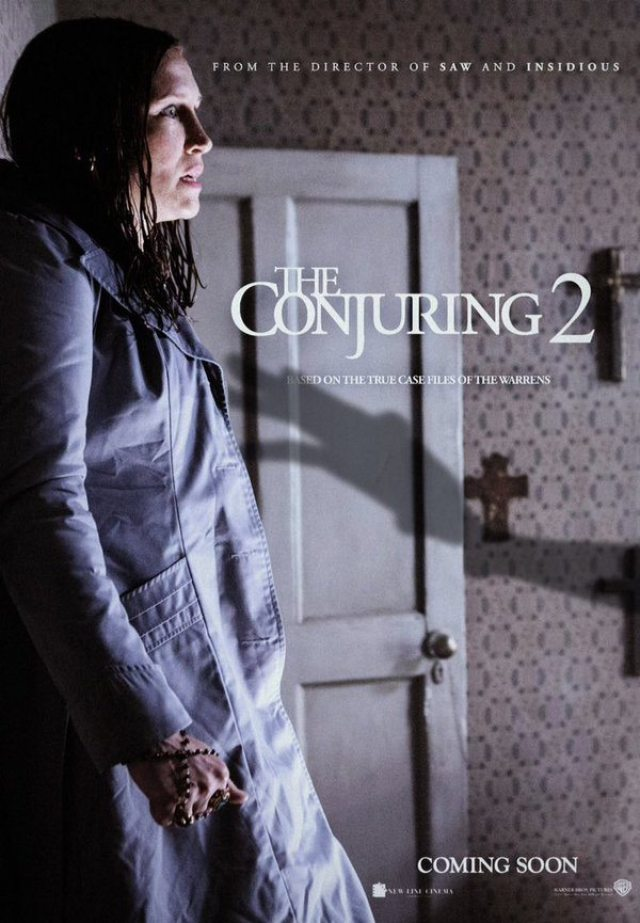 conjuring 2 poster 2.jpg?zoom=1 - The Conjuring 2 Opening Scene Spoilers; Producers Talk Sequel/Prequel/Spin-Off Possibilities
