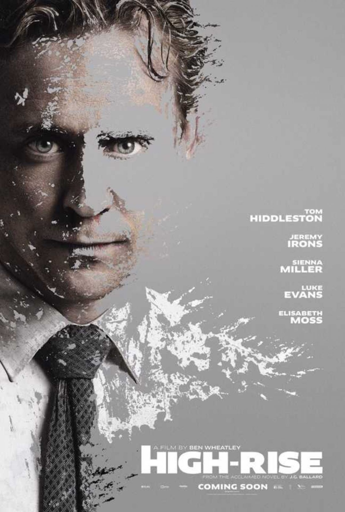 high rise paint poster.jpg?zoom=1 - Today on VOD: Harvest Lake and High-Rise