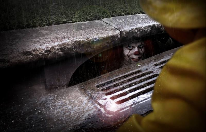Stephen King's It – Awesome Fan Art Gives Us Full Look at New ...