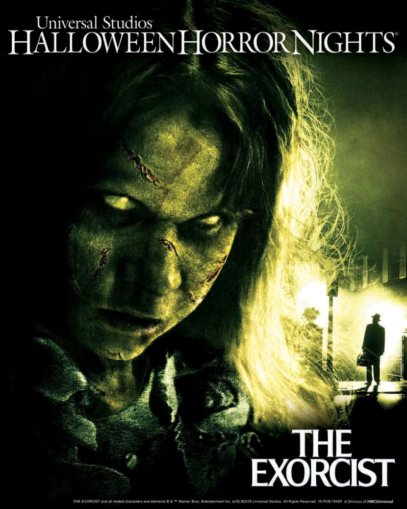 The Exorcist Halloween Horror Nights