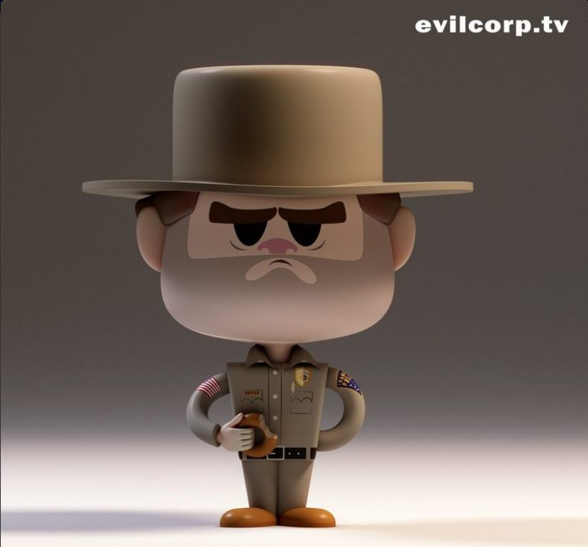 Fan Turns Stranger Things Characters Into Awesome Vinyl