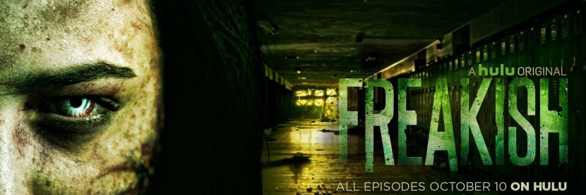 freakish - Third Teaser Video for Hulu's Freakish Lands Us in Detention