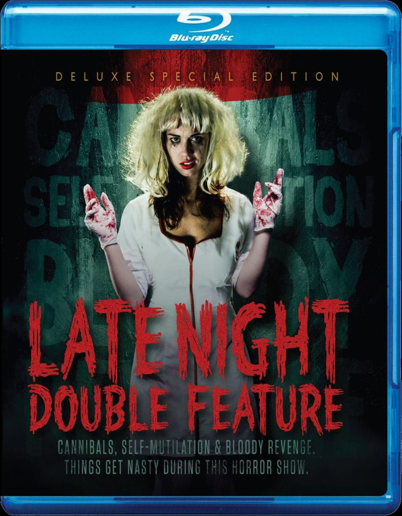 latenight doublefeature blu - Win a Copy of Late Night Double Feature on Blu-ray