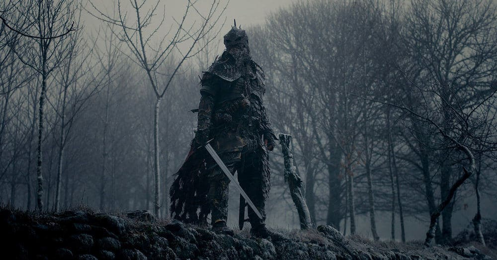 Exclusive THE HEAD HUNTER Trailer Mixes Fantasy and Horror With
