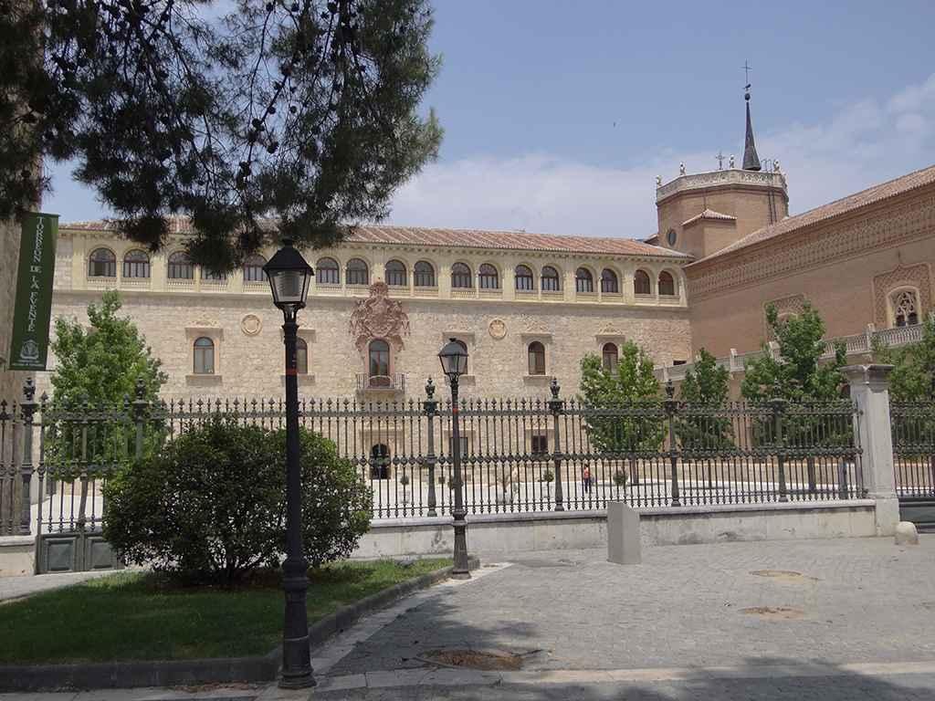 Palacio arzobispal dream alcal - Pintores alcala de henares ...