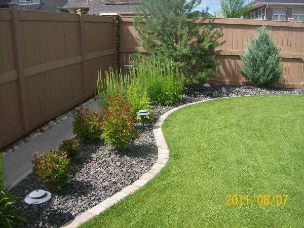 Rubber Patio Pavers Calgary Good practical edging method ideas are often hard to come by.