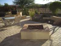 Backyard Desert Landscaping Photos - interior decorating ...