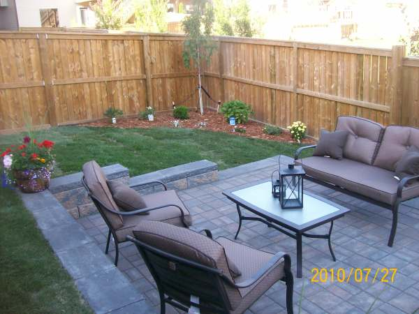 Backyard Landscaping Photos 2