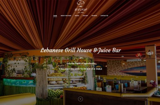 Lona Grill House Revamp
