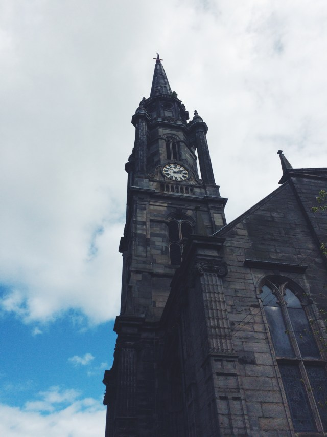 Clock Tower, Edinburgh