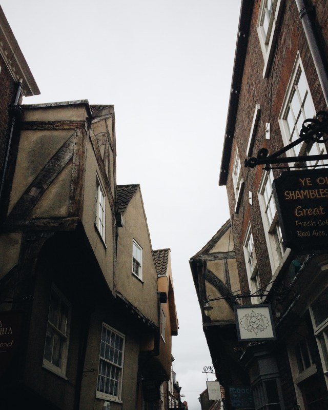 Shambles Streets, York