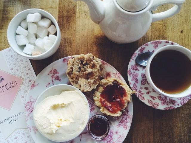 The Wellington High Tea