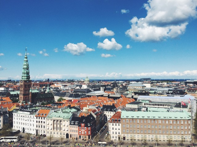 The Tower, Christiansborg Palace, Copenhagen