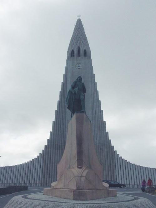 Hallgrimskirkja Church, Reykjavik, Iceland