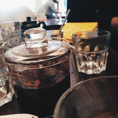 Kaffeine, London