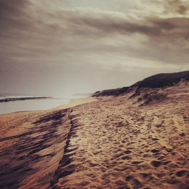 Nascer do Sol, Mozambique