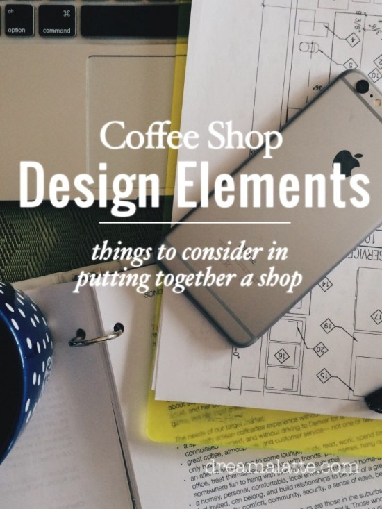 Coffee Shop Design Elements