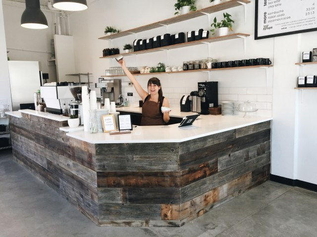 Welcome SONDER Coffee, Starting a coffee shop