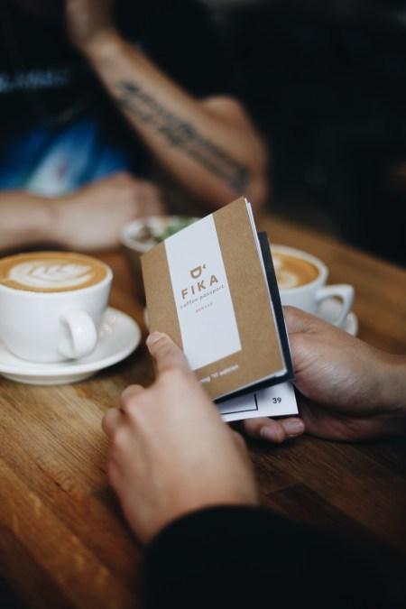FIKA Coffee Passport Denver