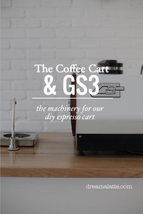 La Marzocco Gs3 Espresso Cart