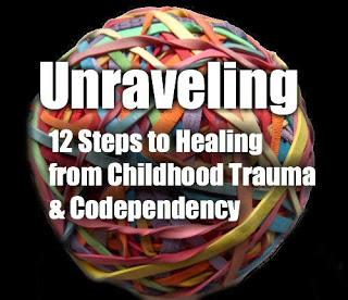childhood trauma abuse recovery codepency