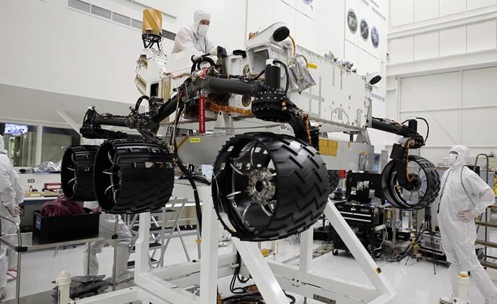 robotics mechanical engineer job at nasa in pasadena