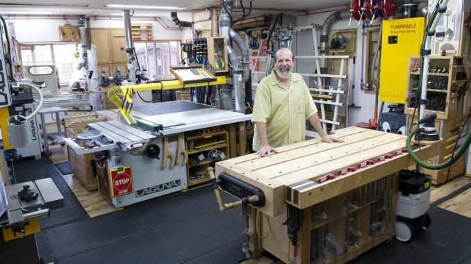 Workshops, Home Workshops, Woodworking Shops, Garage Workshops - home workshop ideas