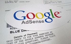 Using Google AdSense With Gusto